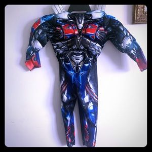 5/$15!! Transformer size 3t/4t costume